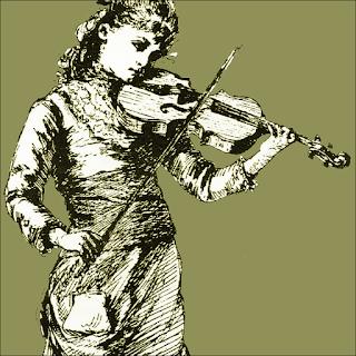 Fiddle Girl