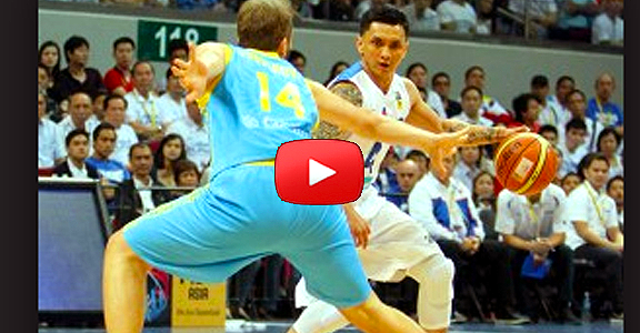 Gilas Pilipinas def. Kazakhstan, 67-65 in Asian Games 2014 (VIDEO) PHL falls short of semis