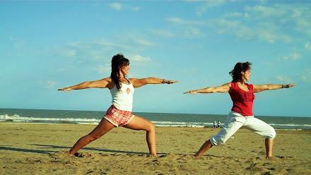 Virabhadrasana 2. Fortaleza interior para vencer los obstáculos en la vida.