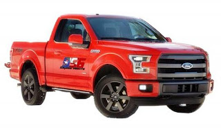 2015 Ford F-150 Tremor
