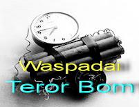 Waspada teror bom