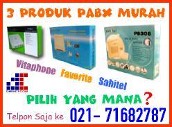 Service Pabx Vitaphone Favorite Jakarta