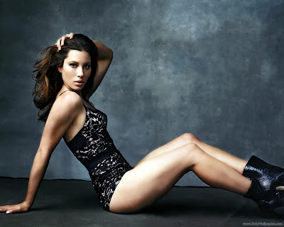 Gorgeous Jessica Biel Latest Wallpaper