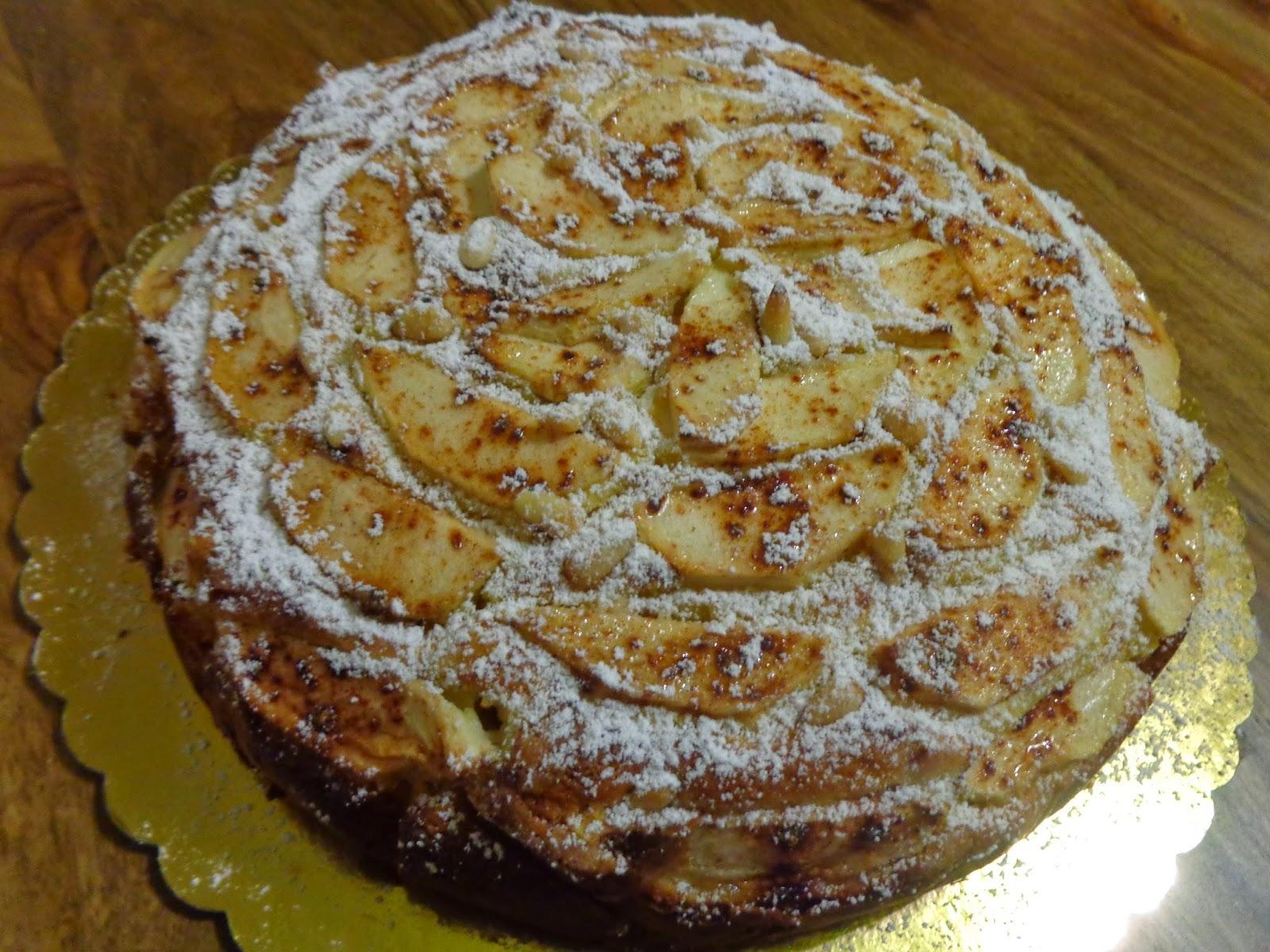 Il bello di essere donne ricetta torta di mele con for Cucinare yogurt greco