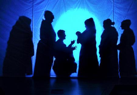 Lakonan Bersinar cahaya baru pada Kisah Klasik Krismas