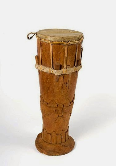 Pengertian Alat Musik Tradisional Tifa Asal Maluku dan Papua