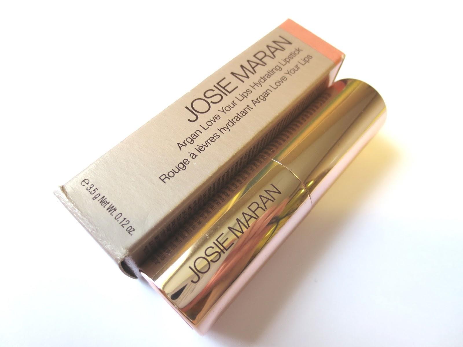 Josie Maran Cosmetics Organic Argan Oil Color Stick In Petal Pink Love This Esp The Dry Cold Months