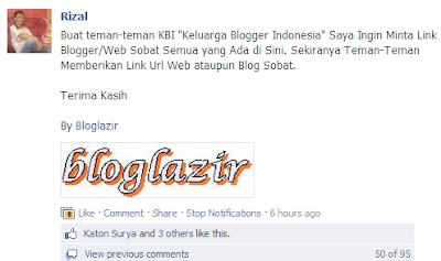 status-bloglazir-di-blogger-indonesia-bloglazir.blogspot.com