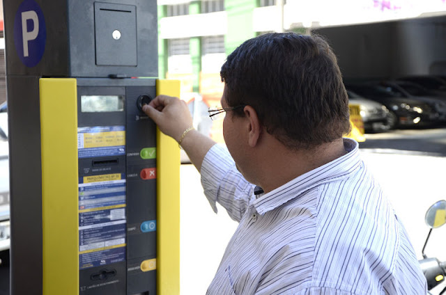 Santa Luzia terá novo sistema de estacionamento rotativo por parquímetros