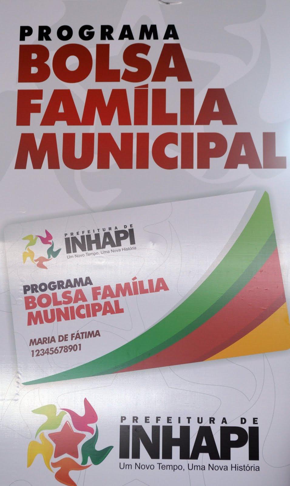 Bolsa Família Municipal