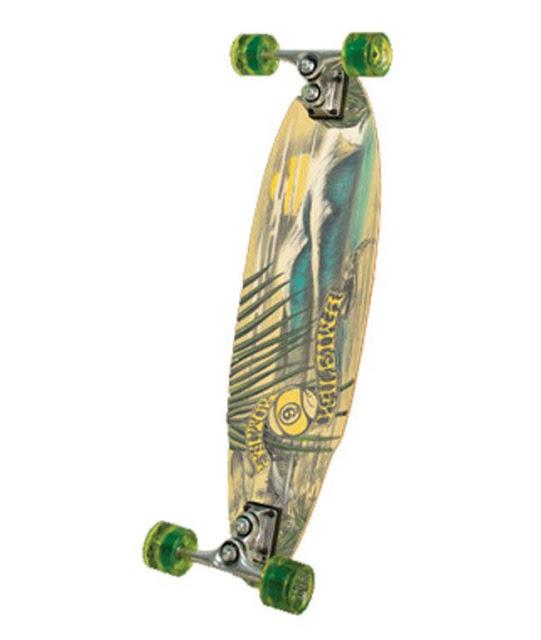 Bamboo Longboard9