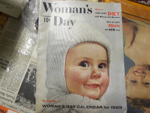 1959 Woman's Day Magazine