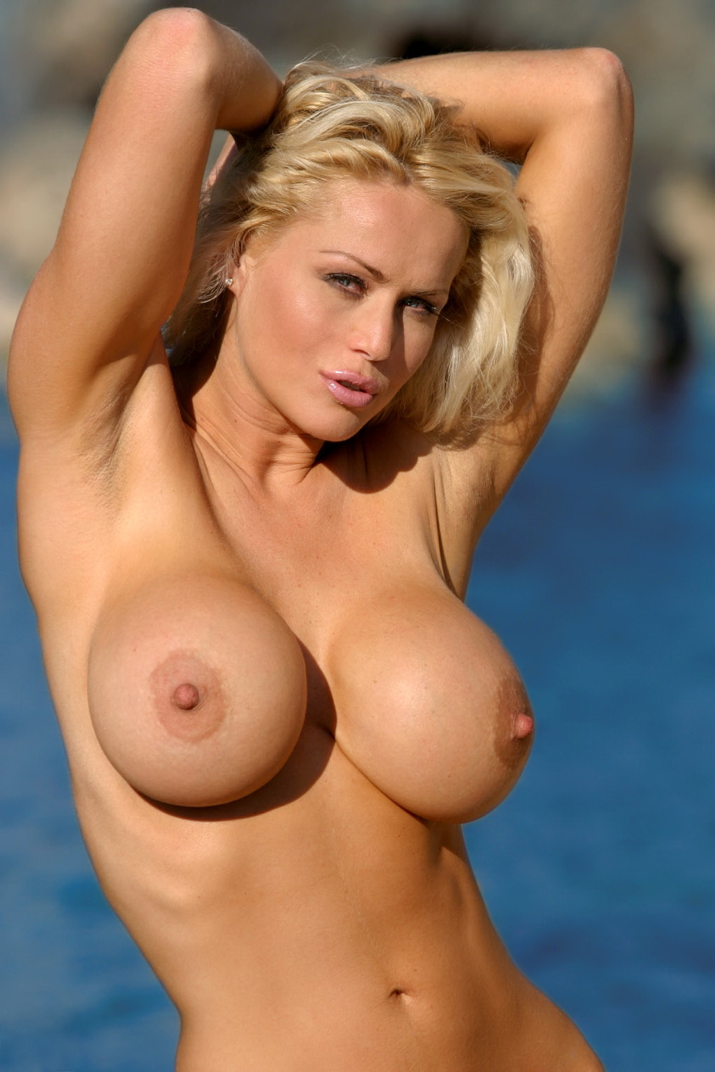 women with nice naked breast