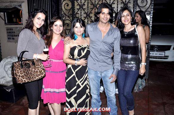, Kiran Bawa's Party