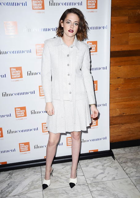 Actress, @ Kristen Stewart - Film Society Of Lincoln Center's Luncheon in NYC