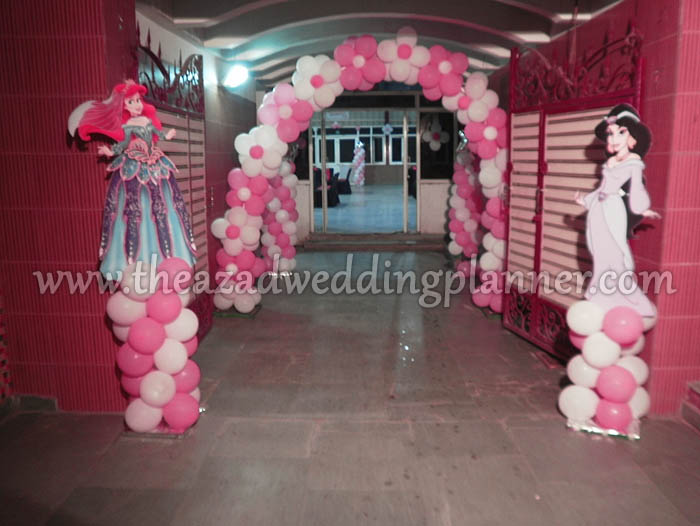 Disney Princess Birthday Party Ideas Decorations