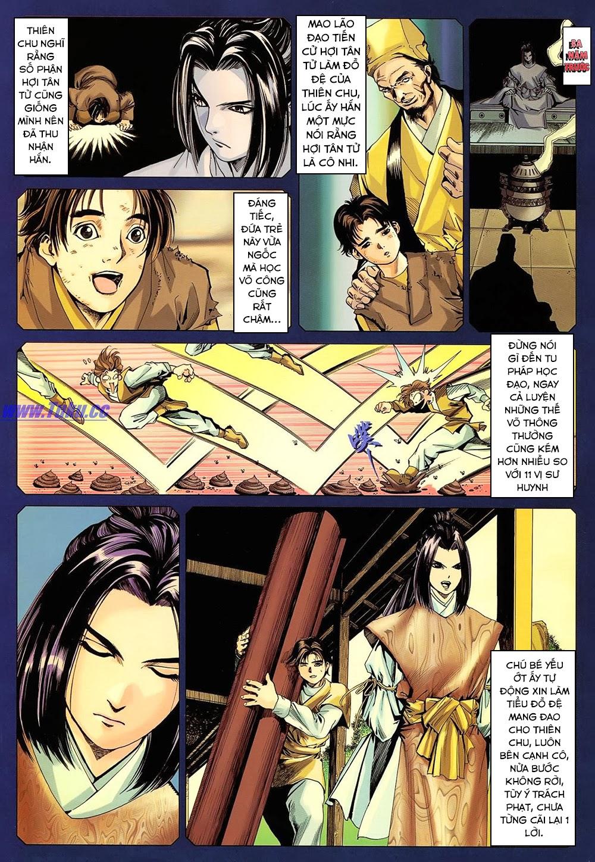 Lục Đạo Thiên Thư chap 31 - Trang 2