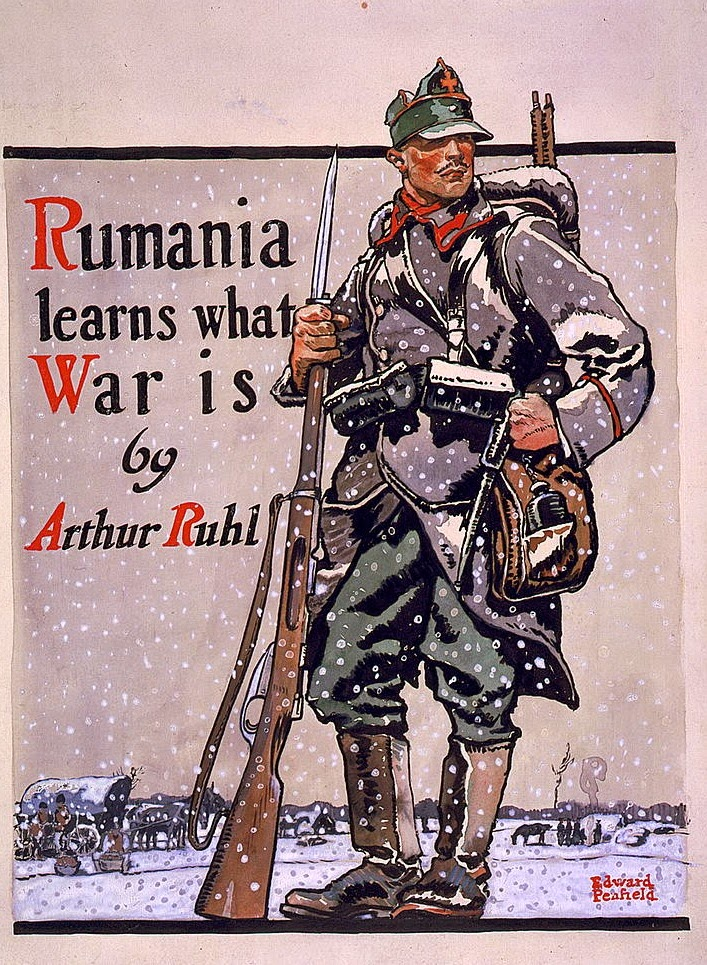 Romania afla ce inseamna razboiul