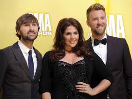 Grupo Country Lady Antebellum