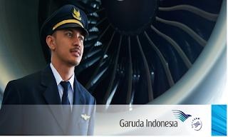 Garuda Indonesia Persero - Vacancies Fresh Graduate Pilot Recruitment Garuda April 2015