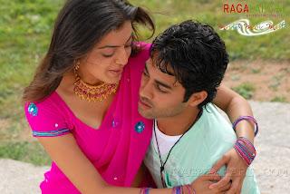 kajal agarwal hot in pink saree photos from telugu movie