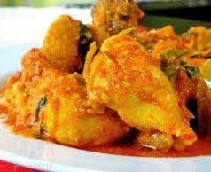 Ayam Woku Goreng