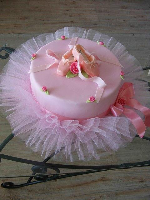 Cake Design Ballet : IDEAS and DECOR: Ballerina Cake