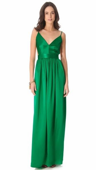 Backless Green Dress: Affordable Wedding Dresses - Green Queen