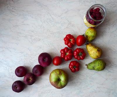 dieta warzywa owoce
