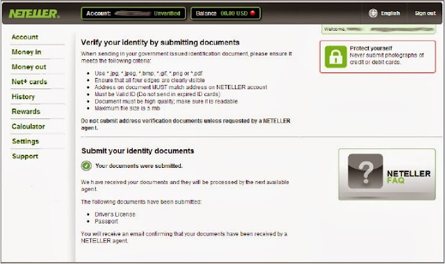 neteller contact number