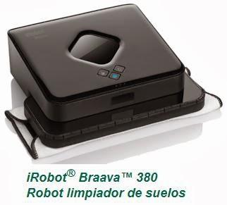 modelo iRobot Braava 380