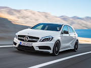 New Mercedes A45 AMG vs. (mercedes amg )