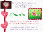 certificado de cumplimiento