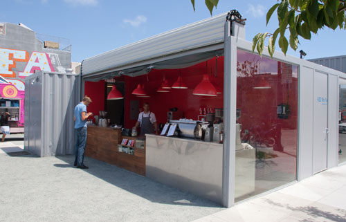 Shipping container homes san francisco shipping container store by envelope a d - Container store home ...