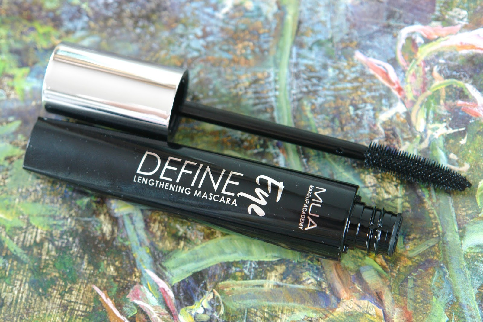 MUA Eye Define Lengthening Mascara review