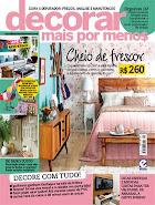 Revista Decorar + Por Menos