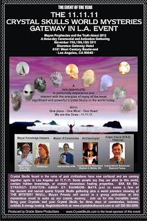 Evento Calaveras de Cristal 111111