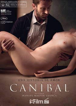 Cannibal 2013 poster