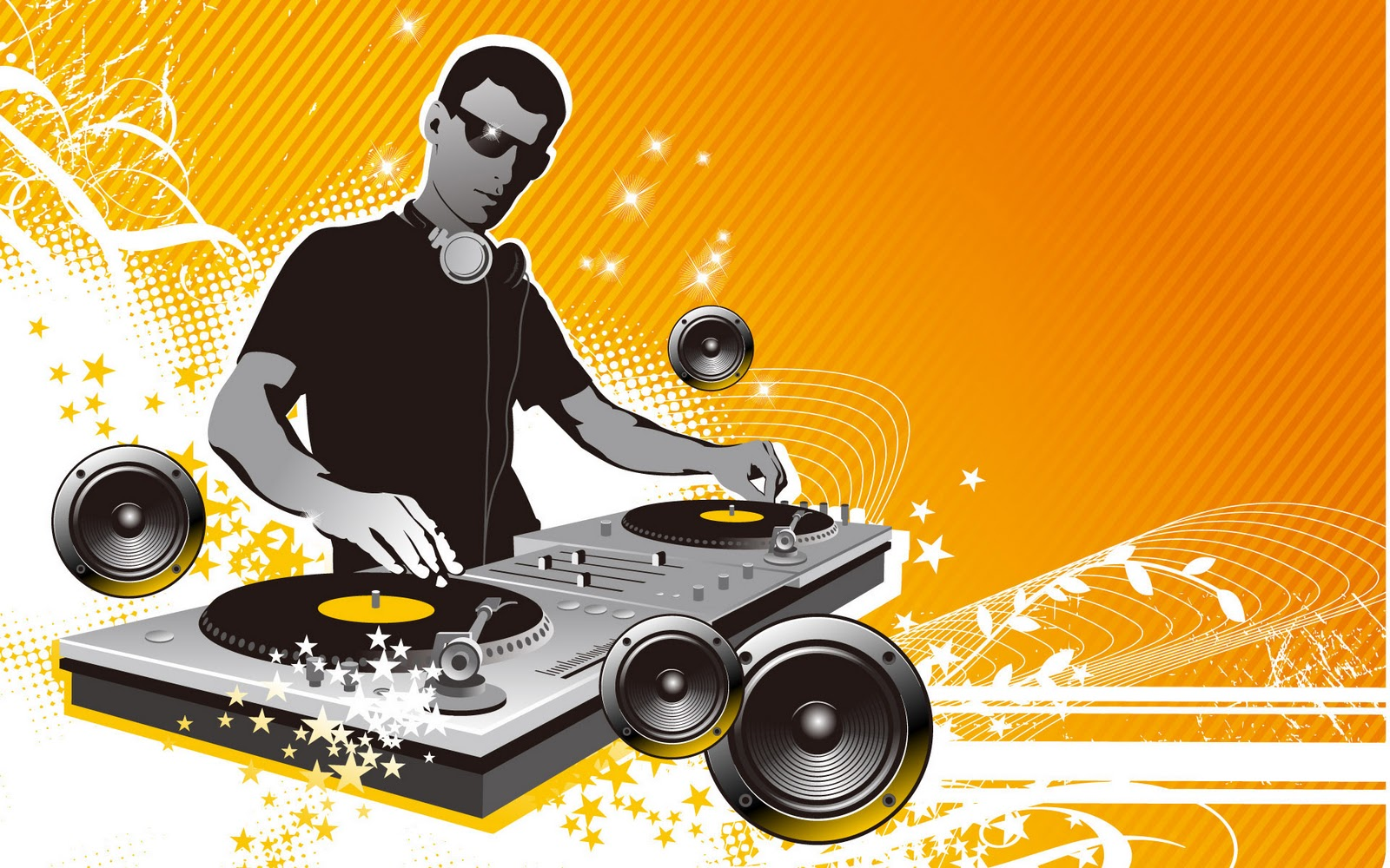 15 Free Music Vector Wallpapers Backgrounds HD