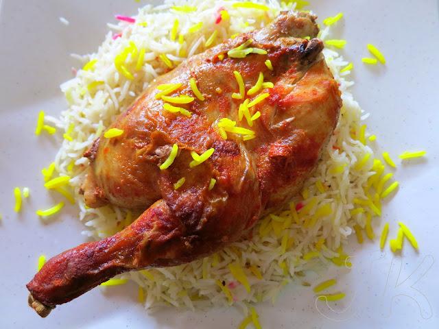 Iranian Food Chicken Johor