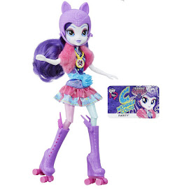 MLP Equestria Girls Friendship Games Sporty Style Deluxe Rarity Doll