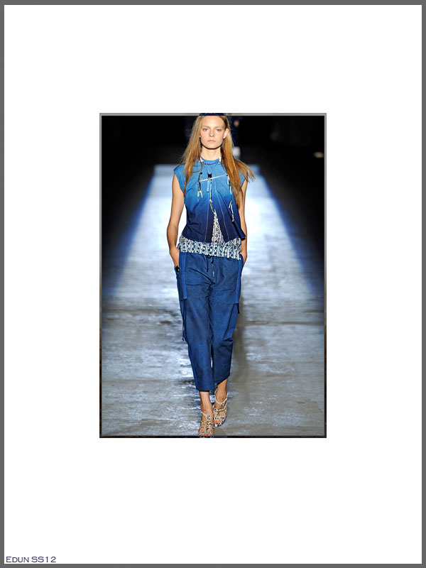 Psynopsis NYFW SS12 Edun