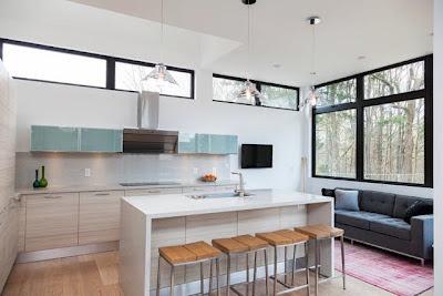 Bobby Berk Home Nexterra Prefab Homes Featuring Gus Modern