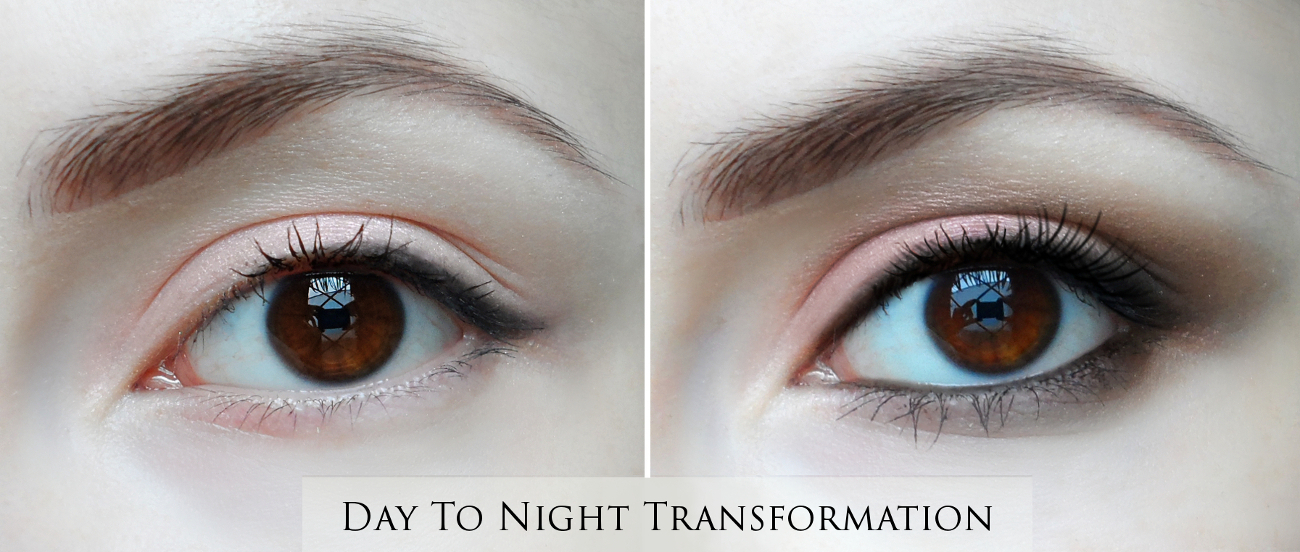 daily everyday makeup step by step tutorial night makeup pictures