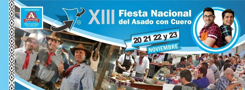 Fiesta Nacional de Asado con Cuero Viale @ Viale | Entre Ríos | Argentina