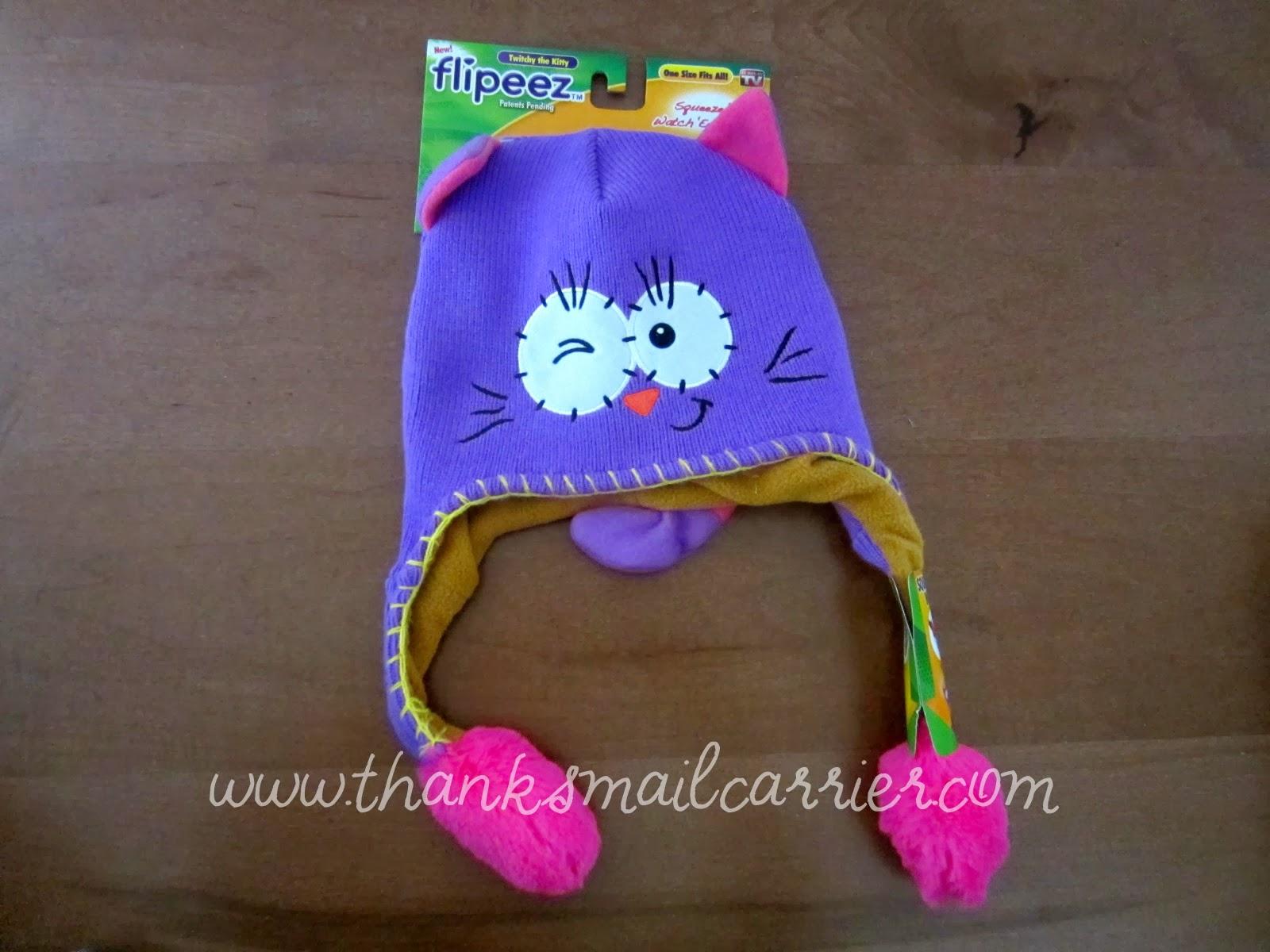 Flipeez cat hat