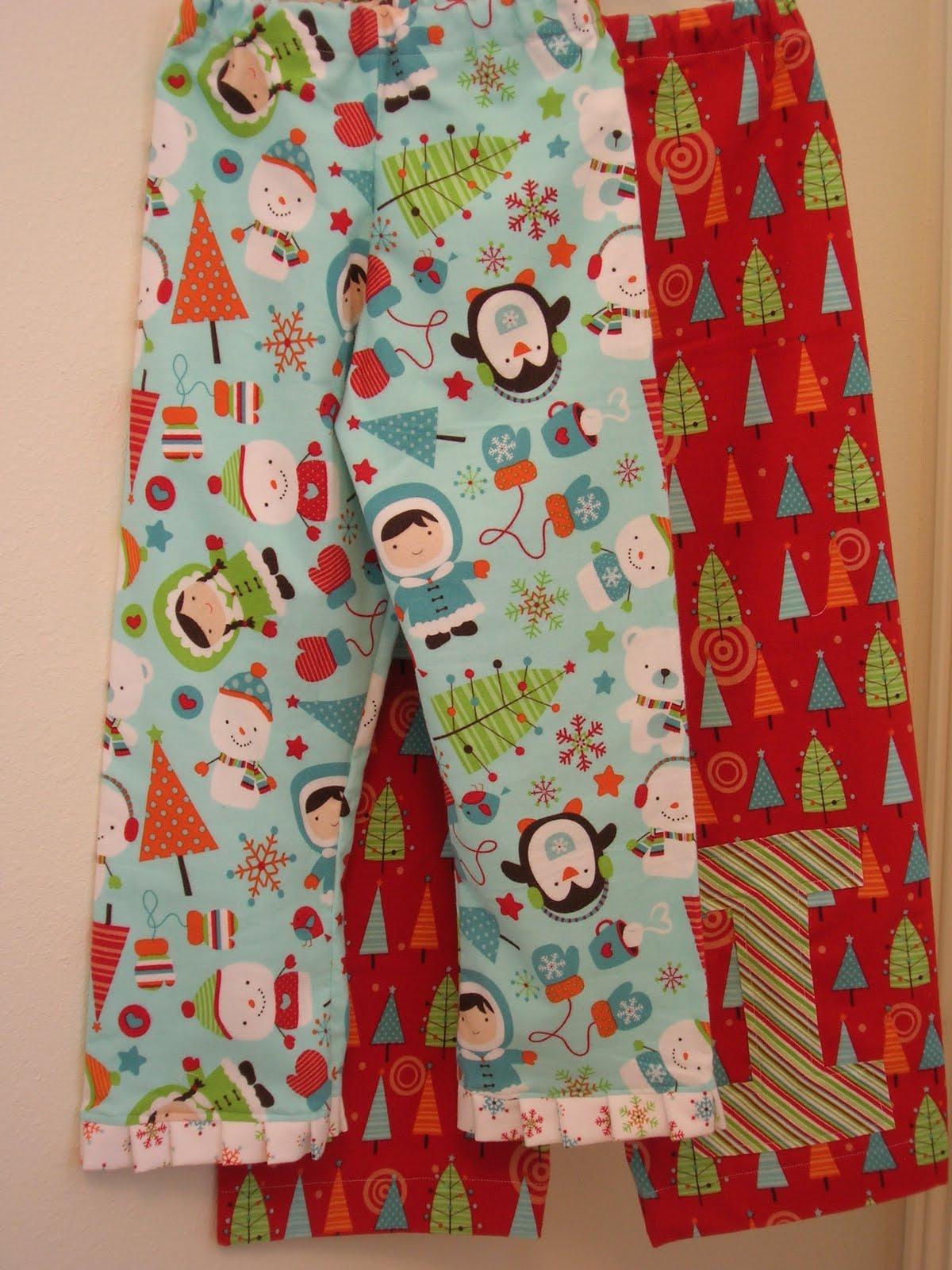 My Cotton Creations: Pajama Pants Tutorial