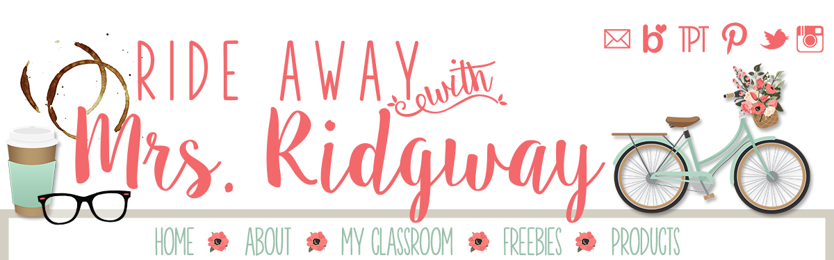 Ride Away With Mrs. Ridgway