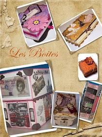 Les Boites
