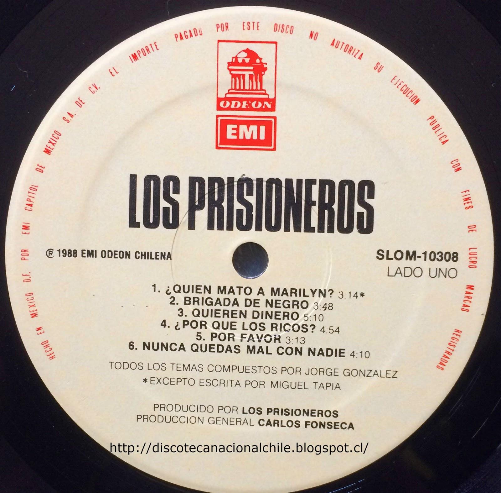 Descargar Los Prisioneros Quieren Dinero Mp3 Free Download